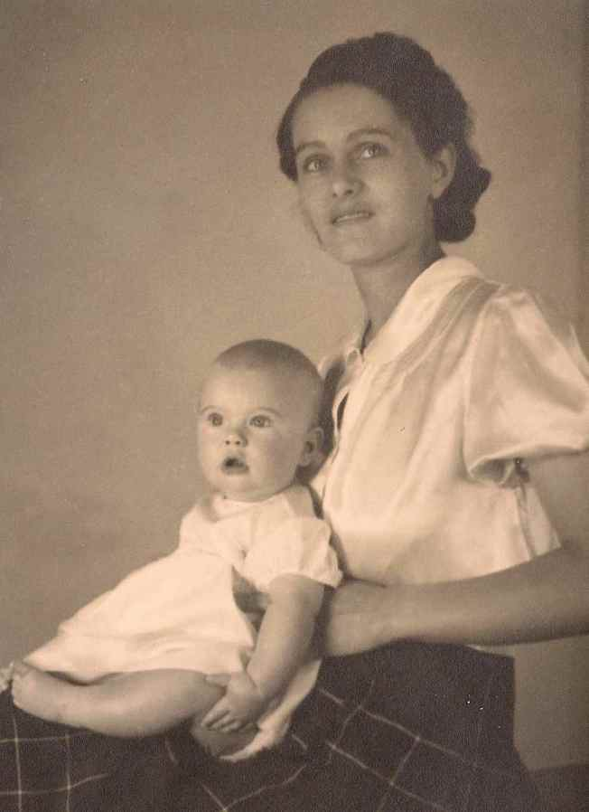 Aunt Kath and Margaret