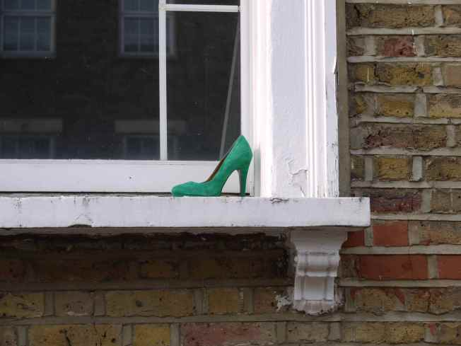 Cinderella's Window?