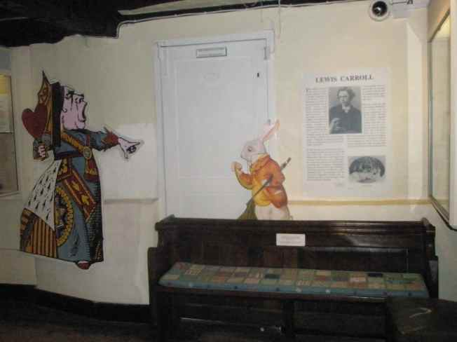Guildford Museum, Lewis Carroll
