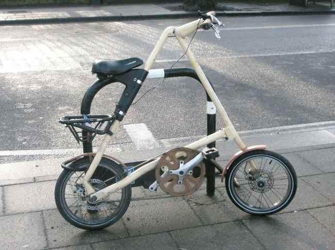 Triangular Bike