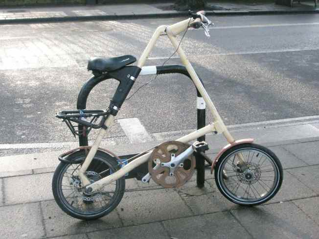 Triangular Bike