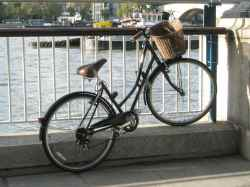 South Bank Bicycle