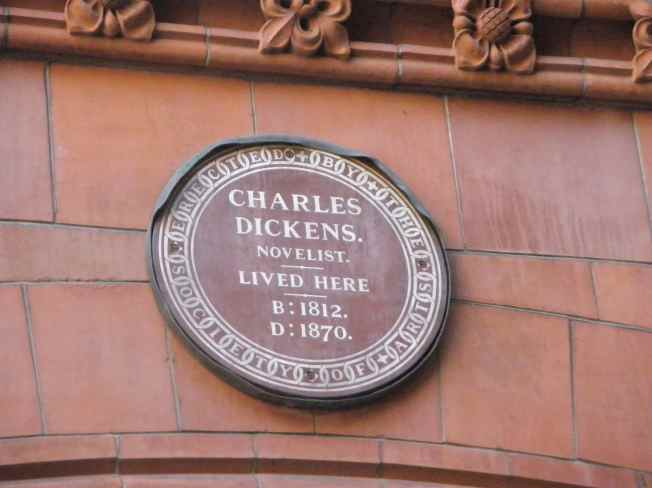 Charles Dickens Was Here