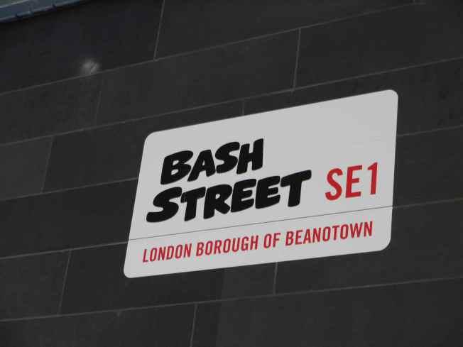 Bash Street SE1