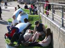 Southbank Loungers