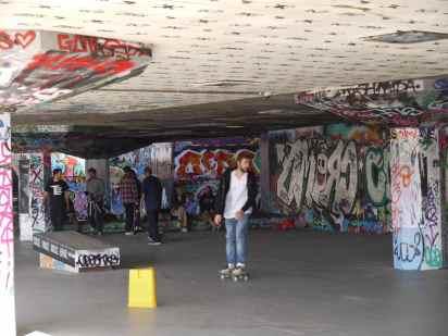Southbank Skateboarders
