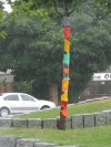 Yarn Bombing in Newcastle