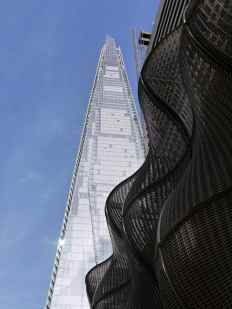 Shard and Boiler Suit