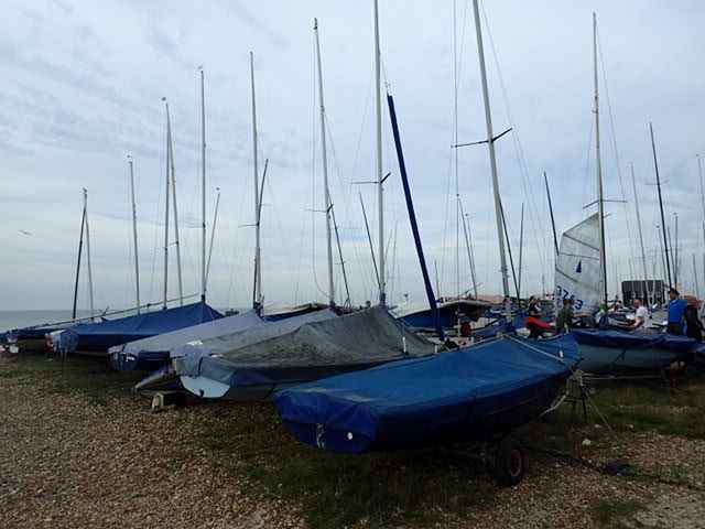 Whitstable Dinghys