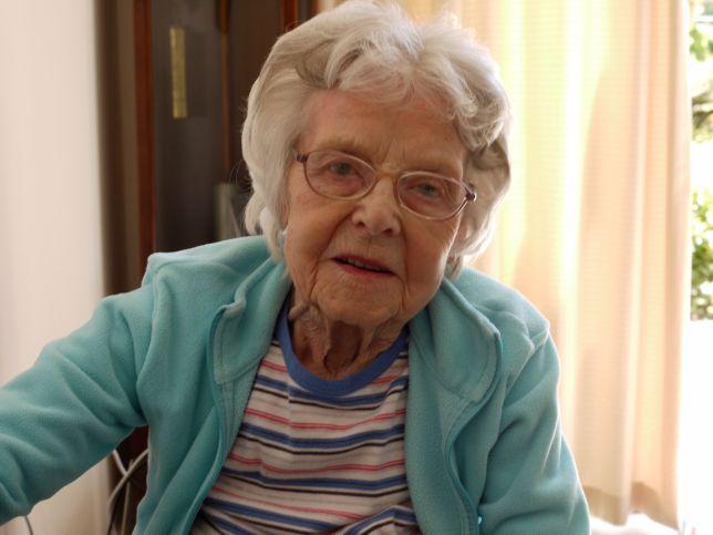Mum 2nd June 2010