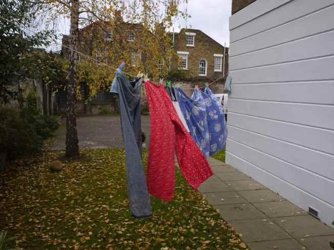 November Washing