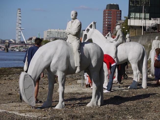 Blind Horsemen