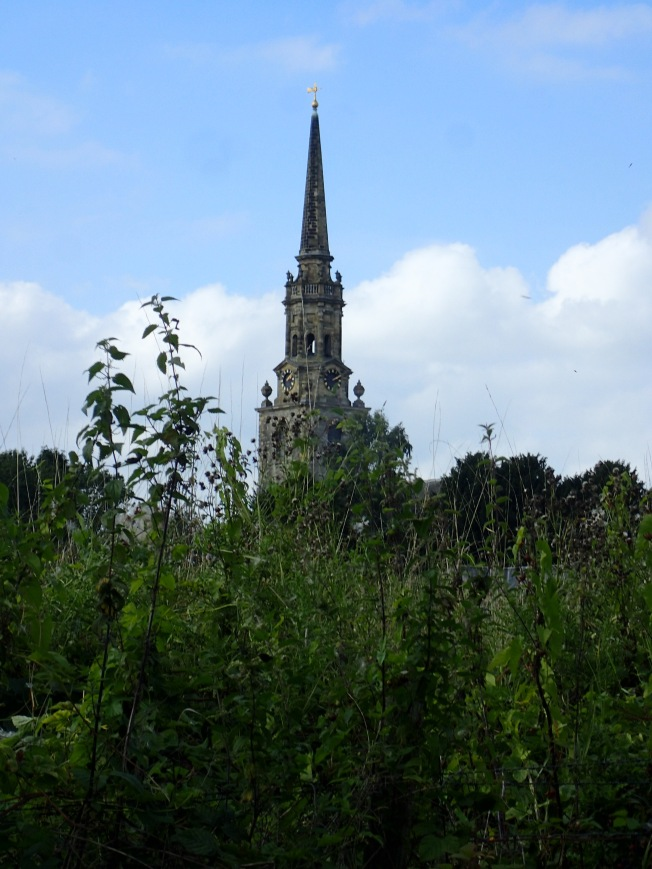 St Lawrence' Spire
