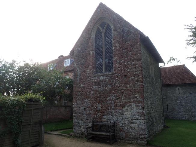 Exterior, Old Soar Manor