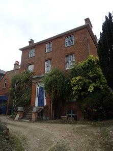Lewis Carroll's house