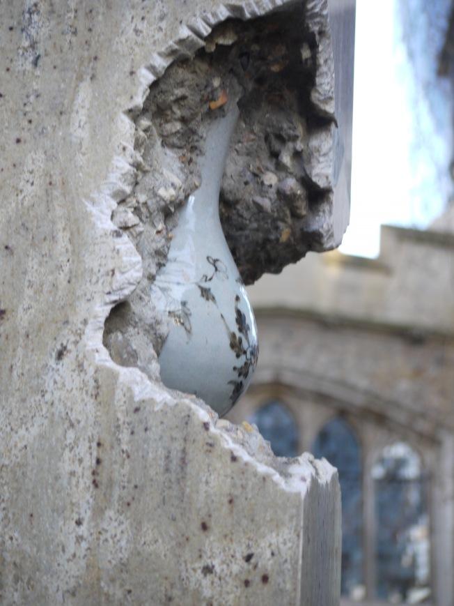 Broken Pillar #12