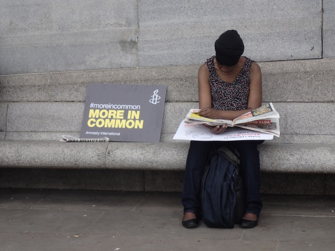 Amnesty International: More in Common