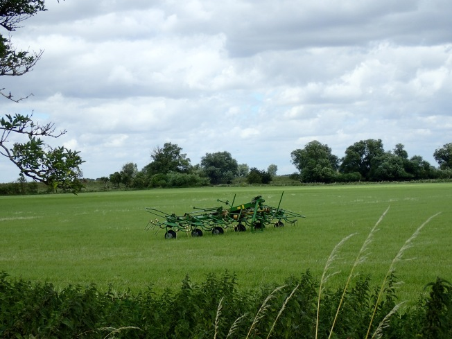 field and agricultural equipment