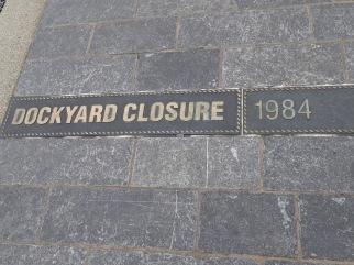 Dockyard closes