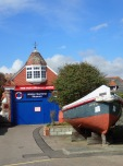 Old Lifeboat House, now the museum