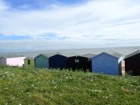 More beach huts