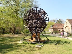 Cosmoscope, Watts Gallery
